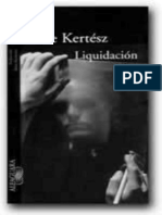 Liquidacion - Kertesz_ Imre.epub