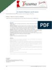 Análisis Biomecánico de La Fijación Del Ligamento Cruzado Anterior