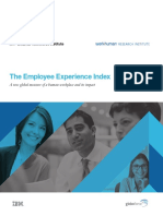 The Employee Experience Index by IBM
