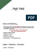 CA1s High Yield