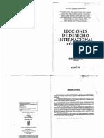 Gonzalez Napolitano - Lecciones de Dcho Internacional Público - Parte 1