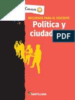 Politica y Ciudadania Concoer Mas