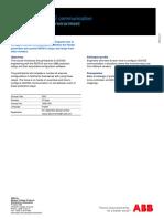 P247 IEC 61850 GOOSE Communication in Multivendor Environment