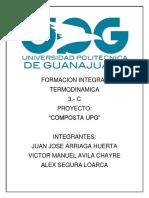 Formacion Integral Termo