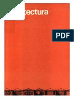 NUESTRA ARQUITECTURA - número 489 - 1974