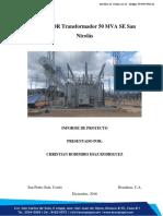 Informe ELECNOR Transformador 50 MVA SE San Nicolas.docx