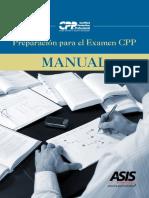 Preparacion Para El Examen CPP 2013x