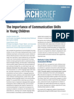 The Importance of Communication in Young