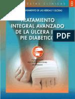 Tratamiento Integral Avanzado de La Ulcera Del Pie Diabético - 2012