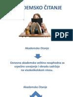 Akademsko citanje_prezentacija