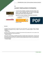 Bts Room Intelligent Ventilation System Ivs