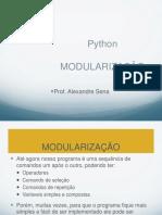 Slides de Modularização