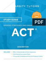 Varsity Tutors ACT Book.pdf