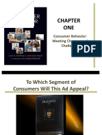 Consumer Behavior - Meeting Changes and Challenges
