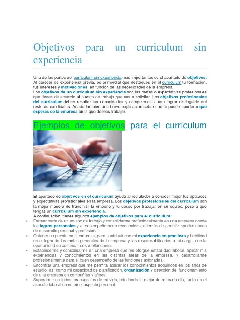 curriculum sin experiencia.docx