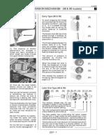 Refurbishing Upper tension Mechanism Singer vintage machines