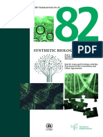 Synthetic Biology CBD Technical Series No.82
