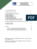Manual de La Clase TFHKADIR