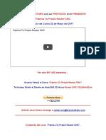 Inscribete!!!! FabricaTuPropioRouterCNC.Com