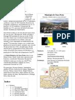 Ouro Preto – Wikipédia, A Enciclopédia Livre