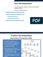 Product Decomposition