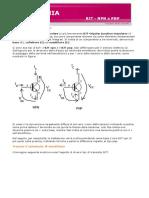 Bjt1 - Transistor BJT NPN e PNP