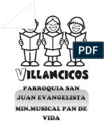 Carpeta Villancicos