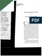 Claudia Rankine Interview PDF