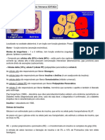 Resumo Diabetes tipos I e II - Farmacologia