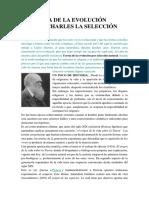 La Teoría de La Evolución Darwin Charles La Selección Natural