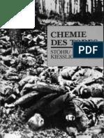 Chemie des Todes - Ralf Stöhr / Harald Kießlich-Köcher