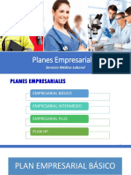Planes Empresariales Servicio Medico Laboral