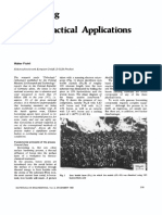 Pratical Applications