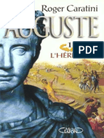 Roger Caratini - Auguste Tome 1 - L Heritier