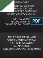 QUEBRANTADO