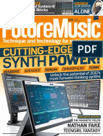 Future music  Issue 321  September 2017 | Synthesizer