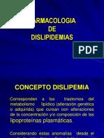 Farmacologia Clase 25 Dislipidemias uss