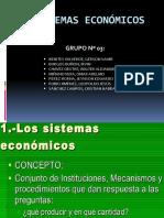 Sistemas Económicos Grupo 3 Topo IV A