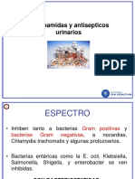 Farmacologia Clase 29 AB4 Sulfas uss