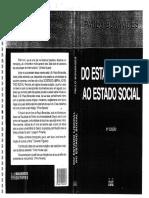 Do Estado Liberal Ao Estado Social-Paulo Bonavides