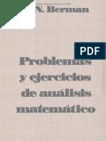 Berman; Problemas y ejercicios de analisis matemáticos.pdf