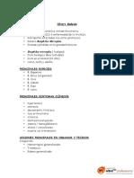 29. Antiprotozoarios (babesicidas)