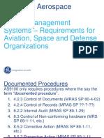 AS9100C Aerospace Standard Basics[1]