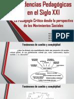Tendencias Pedagogicas S-XX