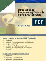 1 Base SAS Training 12th May 2015