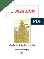 Volcanes en Erupcic3b3n1