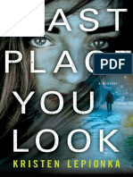 Last Place You Look, The - Kristen Lepionka