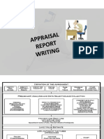 Appraisal Report Writing