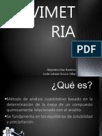 GRAVIMETRIA (2.1)