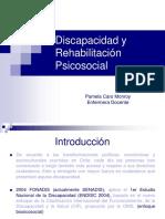 Discapacidad y Rehabilitacion Psicosocial uss